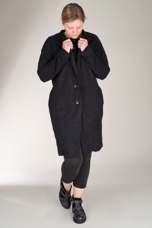 sb185017 - StudioB3 Sodall Coat @ Walkers.Style women's and ladies fashion clothing online shop