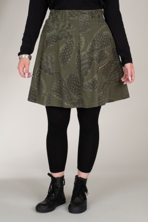 lb185039 - Lurdes Bergada Skirt @ Walkers.Style buy women's clothes online or at our Norwich shop.