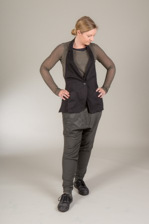 rh185147 - Rundholz Black Label Vest @ Walkers.Style women's and ladies fashion clothing online shop