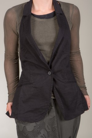 rh185147 - Rundholz Black Label Vest @ Walkers.Style buy women's clothes online or at our Norwich shop.