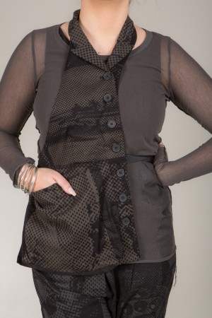 rh185148 - Rundholz Black Label Vest @ Walkers.Style buy women's clothes online or at our Norwich shop.