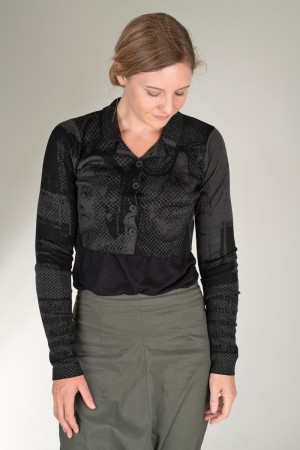 rh185174 - Rundholz Black Label Cardigan @ Walkers.Style buy women's clothes online or at our Norwich shop.