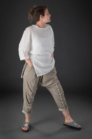 sb190002 - StudioB3 Hesson Pants @ Walkers.Style women's and ladies fashion clothing online shop