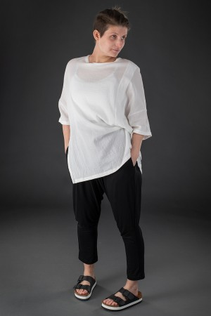sb190004 - StudioB3 Pavona Tunic @ Walkers.Style women's and ladies fashion clothing online shop