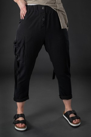 sb190007 - StudioB3 Hafe Pants @ Walkers.Style women's and ladies fashion clothing online shop