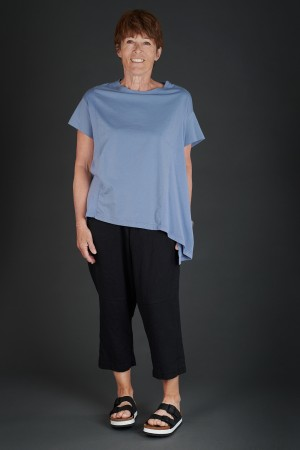 mb190073 - Mamab Suolo T-Shirt @ Walkers.Style women's and ladies fashion clothing online shop