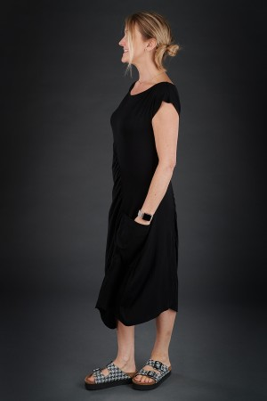 NR190098 - Nor Jersey Dress @ Walkers.Style women's and ladies fashion clothing online shop