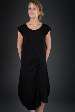 NR190098 - Nor Jersey Dress @ Walkers.Style buy women's clothes online or at our Norwich shop.