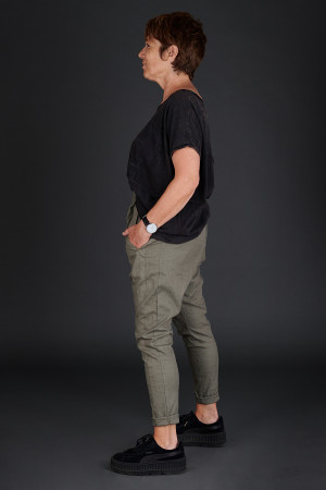 NR190106 - Nor Camile Trousers @ Walkers.Style buy women's clothes online or at our Norwich shop.