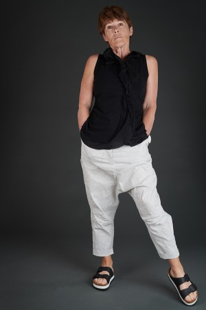 rh190273 - Rundholz Black Label Trousers @ Walkers.Style women's and ladies fashion clothing online shop