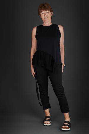 mb190390 - Mamab Tornado Top @ Walkers.Style women's and ladies fashion clothing online shop