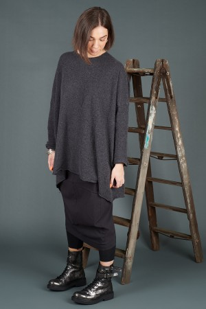 rh195008 - Rundholz Cashmere Tunic @ Walkers.Style women's and ladies fashion clothing online shop