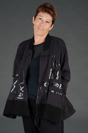 rh195035 - Rundholz Black Label Jacket @ Walkers.Style buy women's clothes online or at our Norwich shop.
