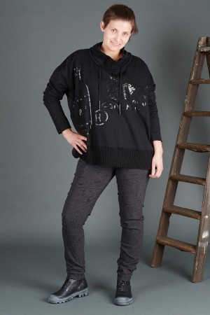 rh195037 - Rundholz Black Label Pullover @ Walkers.Style women's and ladies fashion clothing online shop