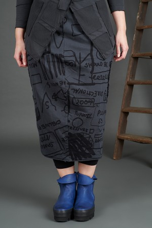 rh195043 - Rundholz Black Label Skirt @ Walkers.Style buy women's clothes online or at our Norwich shop.