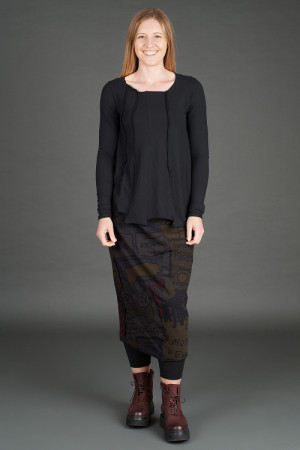 rh195043 - Rundholz Black Label Skirt @ Walkers.Style women's and ladies fashion clothing online shop