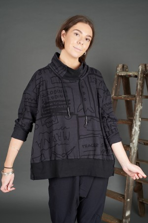 rh195044 - Rundholz Black Label Pullover @ Walkers.Style buy women's clothes online or at our Norwich shop.