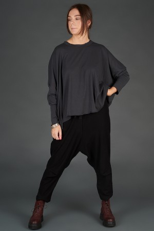 rh195045 - Rundholz Black Label T-shirt @ Walkers.Style women's and ladies fashion clothing online shop
