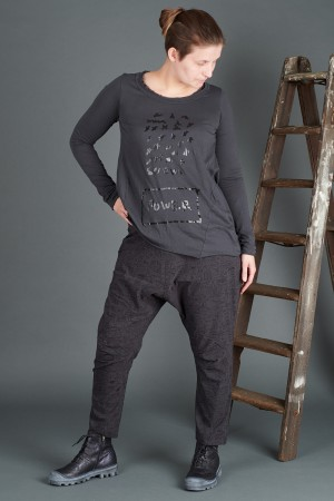 rh195067 - Rundholz Black Label Trousers @ Walkers.Style women's and ladies fashion clothing online shop