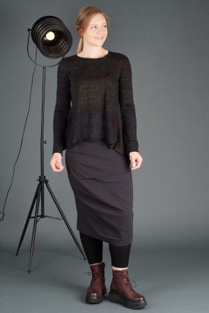 rh195073 - Rundholz Black Label Skirt @ Walkers.Style women's and ladies fashion clothing online shop