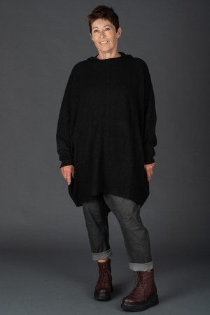 rh195074 - Rundholz Black Label Knitted Tunic @ Walkers.Style women's and ladies fashion clothing online shop