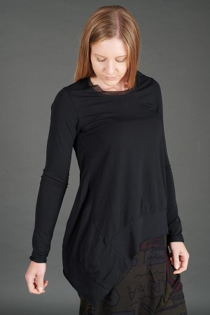 rh195085 - Rundholz Black Label T-shirt @ Walkers.Style buy women's clothes online or at our Norwich shop.
