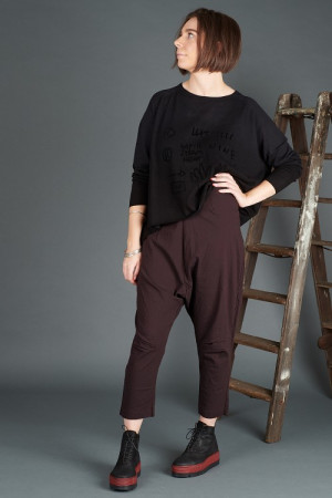 rh195096 - Rundholz Black Label Trousers @ Walkers.Style buy women's clothes online or at our Norwich shop.