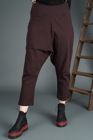 rh195096 - Rundholz Black Label Trousers @ Walkers.Style women's and ladies fashion clothing online shop
