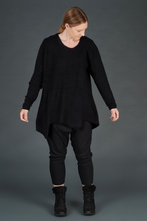 rh195097 - Rundholz Black Label Pullover @ Walkers.Style women's and ladies fashion clothing online shop