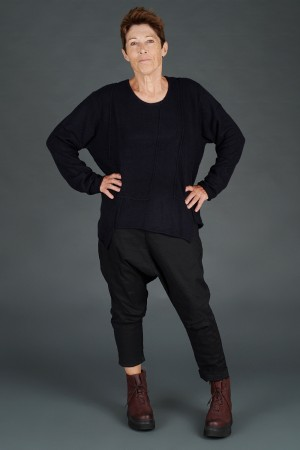 rh195098 - Rundholz Black Label Pullover @ Walkers.Style women's and ladies fashion clothing online shop