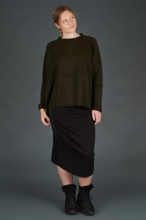rh195106 - Rundholz Black Label Pullover @ Walkers.Style women's and ladies fashion clothing online shop