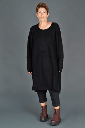 rh195107 - Rundholz Black Label Knitted Tunic @ Walkers.Style women's and ladies fashion clothing online shop