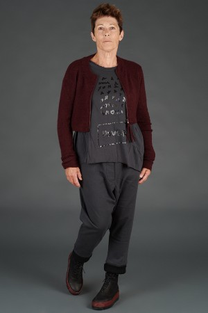 rh195108 - Rundholz Black Label Cardigan @ Walkers.Style women's and ladies fashion clothing online shop