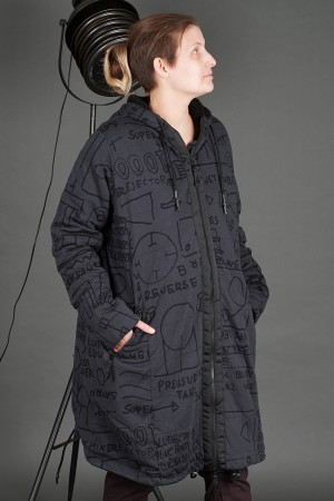 rh195109 - Rundholz Black Label Coat @ Walkers.Style buy women's clothes online or at our Norwich shop.