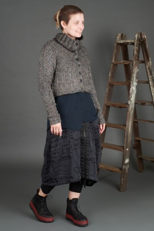 rh195111 - Rundholz Black Label Skirt @ Walkers.Style women's and ladies fashion clothing online shop