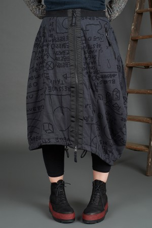 rh195111 - Rundholz Black Label Skirt @ Walkers.Style buy women's clothes online or at our Norwich shop.