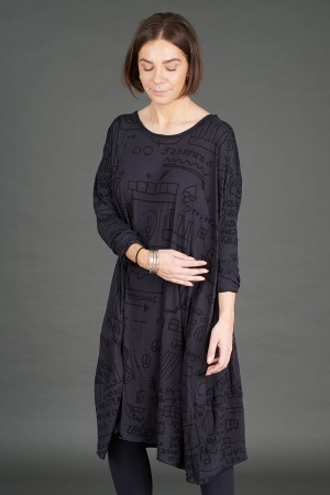 rh195114 - Rundholz Black Label Dress @ Walkers.Style buy women's clothes online or at our Norwich shop.