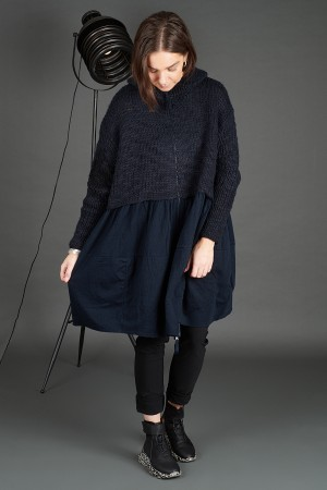 rh195126 - Rundholz Black Label Coat @ Walkers.Style women's and ladies fashion clothing online shop