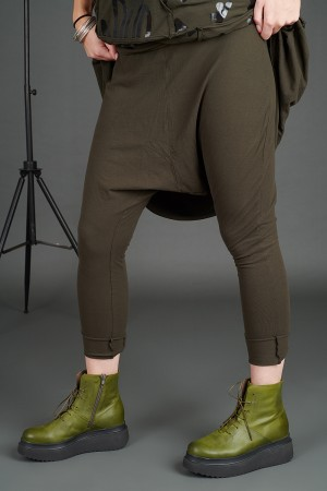 rh195136 - Rundholz Black Label Harem Leggings @ Walkers.Style women's and ladies fashion clothing online shop