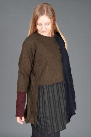 rh195144 - Rundholz Black Label Knitted Tunic @ Walkers.Style buy women's clothes online or at our Norwich shop.