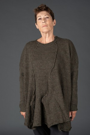 rh195151 - Rundholz Black Label Knitted Tunic @ Walkers.Style buy women's clothes online or at our Norwich shop.