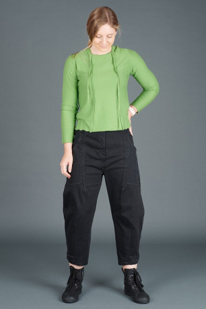 lb195168 - Lurdes Bergada Low Crotch Pants @ Walkers.Style women's and ladies fashion clothing online shop