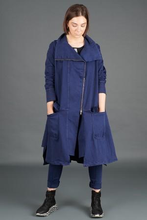 lb195169 - Lurdes Bergada Long Jacket @ Walkers.Style women's and ladies fashion clothing online shop