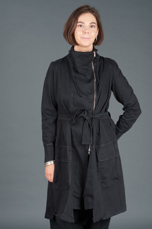 lb195169 - Lurdes Bergada Long Jacket @ Walkers.Style buy women's clothes online or at our Norwich shop.