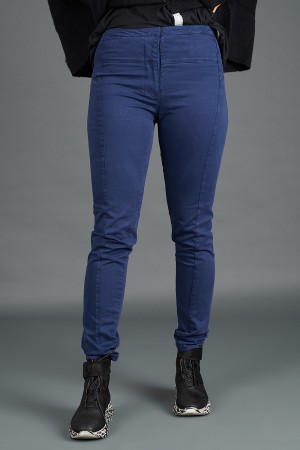 lb195170 - Lurdes Bergada Skinny Pants @ Walkers.Style buy women's clothes online or at our Norwich shop.