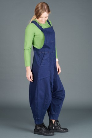 lb195171 - Lurdes Bergada Low Crotch Overalls @ Walkers.Style buy women's clothes online or at our Norwich shop.