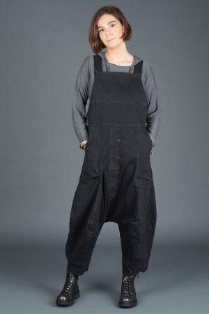 lb195171 - Lurdes Bergada Low Crotch Overalls @ Walkers.Style women's and ladies fashion clothing online shop
