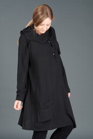 lb195174 - Lurdes Bergada Oversized Tunic @ Walkers.Style buy women's clothes online or at our Norwich shop.