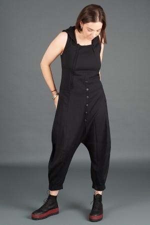lb195175 - Lurdes Bergada Sleeveless Jumpsuit @ Walkers.Style women's and ladies fashion clothing online shop