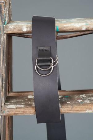 lb195181 - Lurdes Bergada Triple Ring Belt @ Walkers.Style buy women's clothes online or at our Norwich shop.